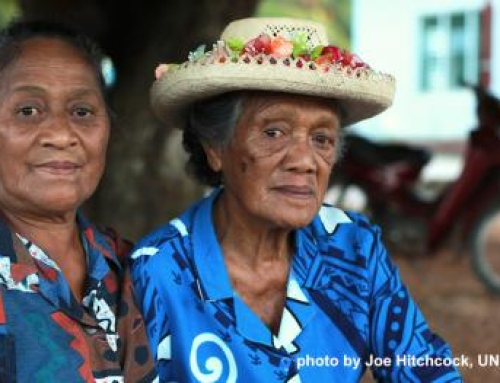 Adaptation Fund in the Cook Islands – Small Island Developing States