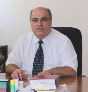 Gevorg Nersisyan, Environmental Project Implementation Unit, Armenia Ministry of Nature Protection