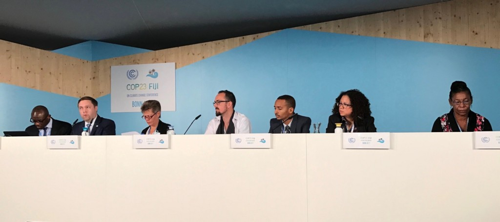 Adaptation Fund Side Event at COP23