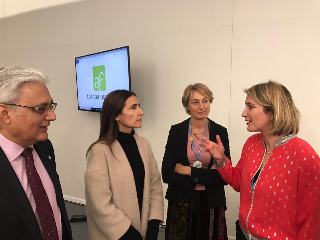 Adaptation Fund Reaches Close to USD 90 Million in New Pledges for 2019 at COP 25 Climate Conference